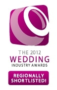 Wedding Industry Awards 2012 :)