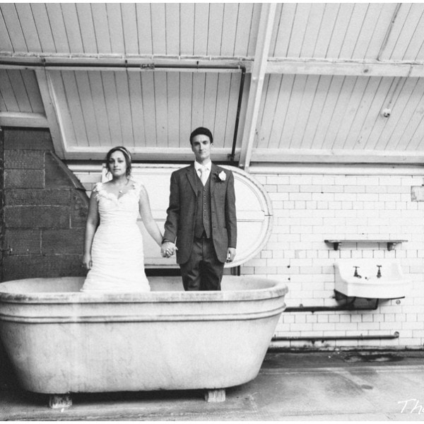 Nisha + Duncan's Thornton Manor Wedding