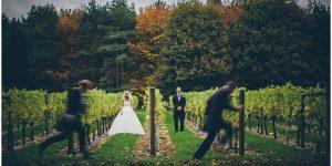 Natalie & David's Wedding at Carden Park
