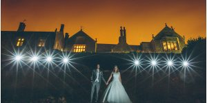 Wedding at Mitton Hall - Becky and Danny