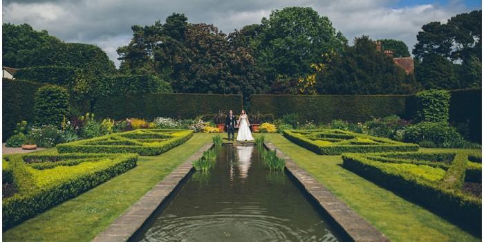 Laura + Mark's Wedding at The Abbeywood Estate