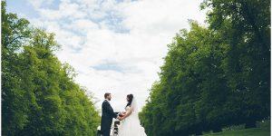 Nat & Mark's Wedding at Soughton Hall