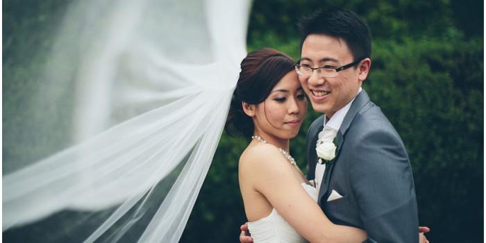 Alex + Chia's Wedding at The Saddleworth Hotel
