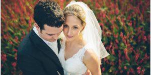 Laura + David's Wedding at The Abbeywood Estate