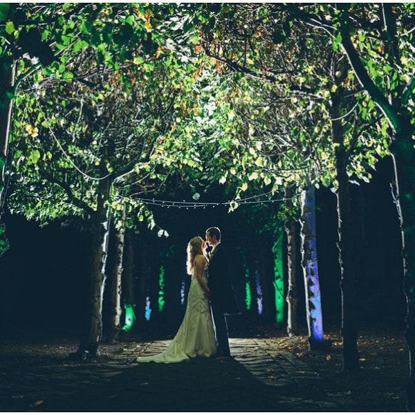 Claire + Ciaran's Thornton Manor Wedding