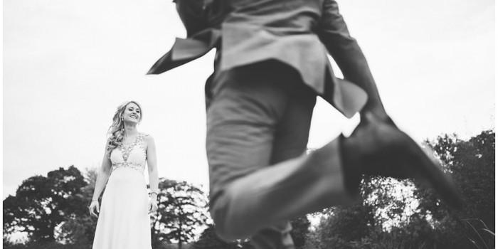 Natalie + Ricky's Wedding at Styal Lodge