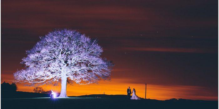 Calie + Richard's Wedding at Heaton House Farm