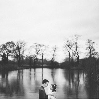 Amy + Mark's Styal Lodge Wedding