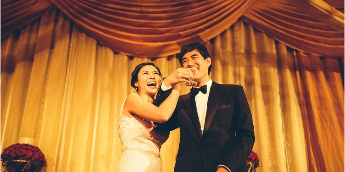 Jo + Merv's Wedding in Singapore