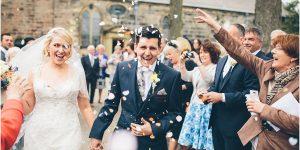 James + Nat's Wedding at the Villa at Wrea Green