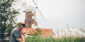 Beth + Mark's Cley Windmill Wedding