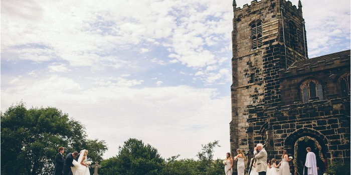 Charlotte + Henry's Marquee Wedding
