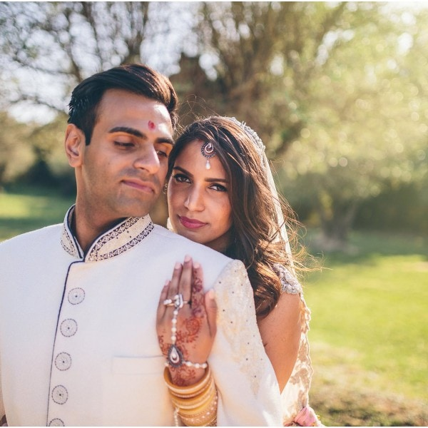 Esha + Mehul - A Castell d'Emporda Wedding - Preview