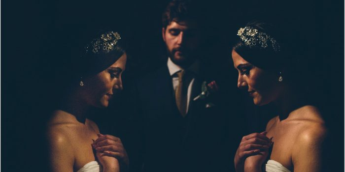 Kyriaki + Elliot's Greek Wedding at Crewe Hall