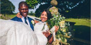 ADELE + EMMANUEL'S WEDDING AT ISCOYD PARK