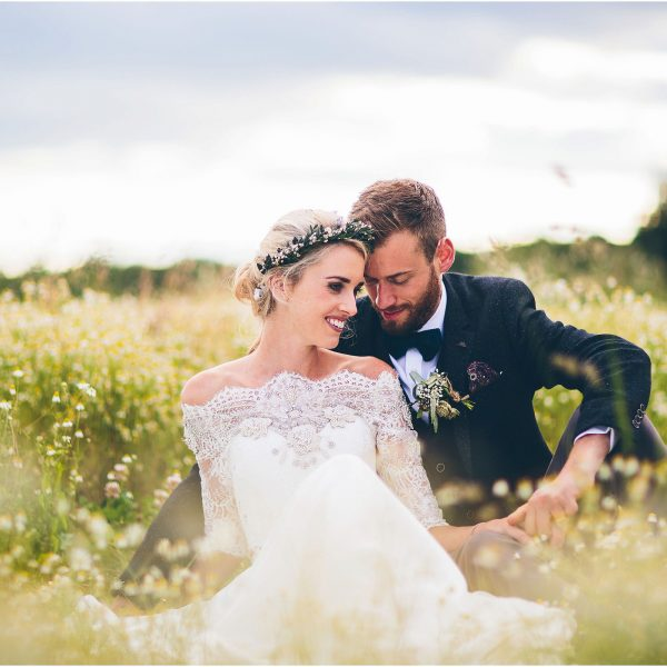 Jemma + Rob's Wedding at The Cholmondeley Arms