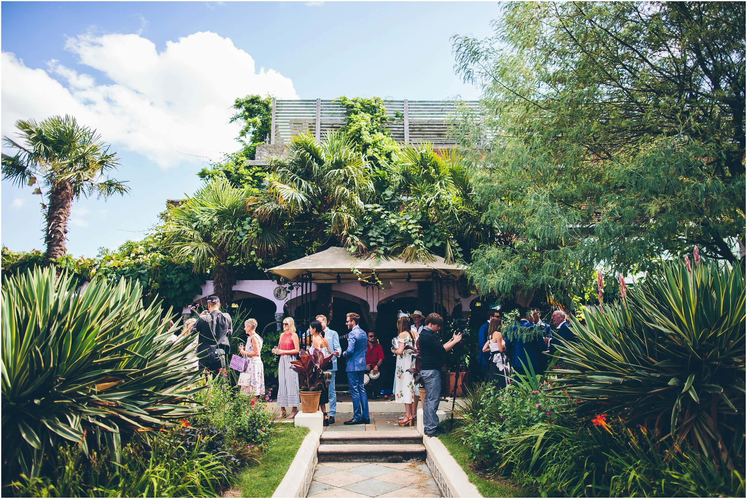 how to visit the kensington roof gardens