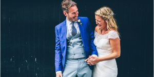 Toni + Ian's Wedding at Kensington Roof Gardens