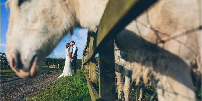 Steph + Steven's Wedding at Church Farm Thurstaston