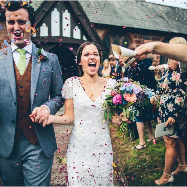 Jess + Will's Wedding at Harthill Weddings