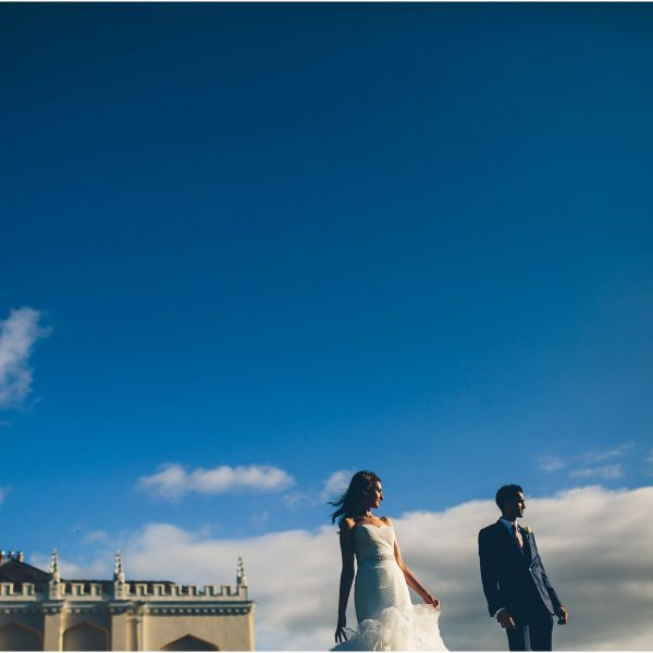Hayley + Umesh's Indian Wedding at Combermere Abbey: Day 2