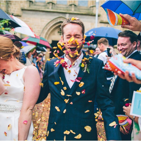 Hannah + Mark's Tynemouth Watch House Wedding