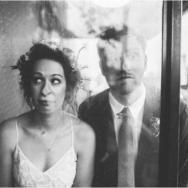 Kirsty + Jon's Wedding at Loft Studios