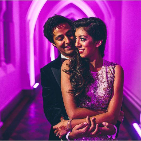 Aachal + Nickhil's Wedding at Gorton Monastery