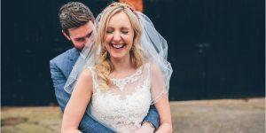 ALEX + AARON'S WEDDING AT PACKINGTON MOOR FARM