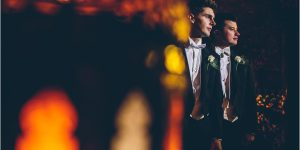 Andrew + Peter's Wedding at Rhinefield House Hotel