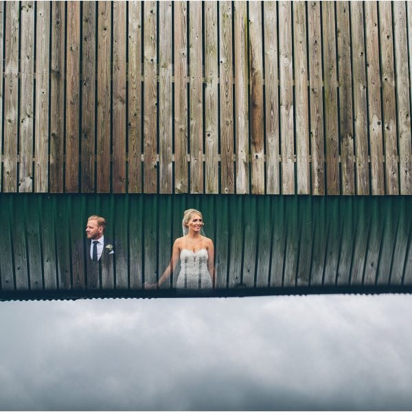 Abbie + Marc's Wedding at Sandhole Oak Barn