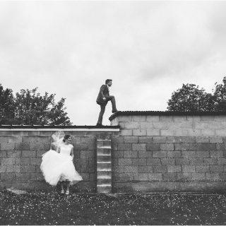 Heather + Gareth's Garden Wedding