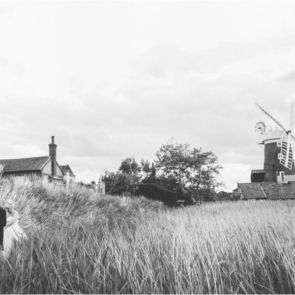 Nicky + Andy's Wedding at Cley Windmill