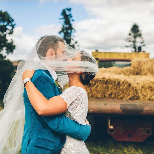 Emma + Andy's Walcot Hall Wedding