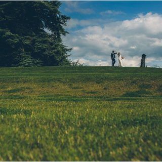 EMILY + NICK'S COMBERMERE ABBEY WEDDING