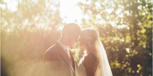 SOPHIA + IAN'S WEDDING AT LANGAR HALL