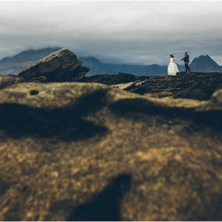 KIRSTY + BEN'S ISLE OF SKYE WEDDING