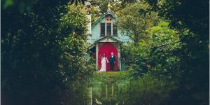 Lucy + Andy's Wedding at Walcot Hall