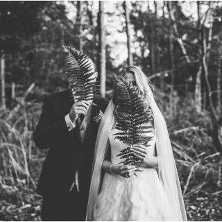 TANNY + STEVE'S PECKFORTON CASTLE WEDDING